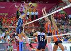 China vence Holanda no tie-break e classifica o Brasil (Foto: FIVB/Divulgação)