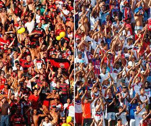 Conheça o CORREIO BA-VI, página dedicada aos torcedores tricolores e rubro-negros