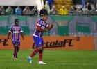 Preto comemora empate na estreia e projeta bom segundo turno tricolor (TARLA WOLSKI/ESTADÃO CONTEÚDO)