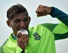 Bicampeão! Isaquias Queiroz é eleito Atleta do Ano pela segunda vez seguida (Jeff Pachoud/AFP)