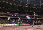 Bolt vence fácil eliminatória e vai à semifinal do Mundial (Kirill Kudryavtsev/AFP)